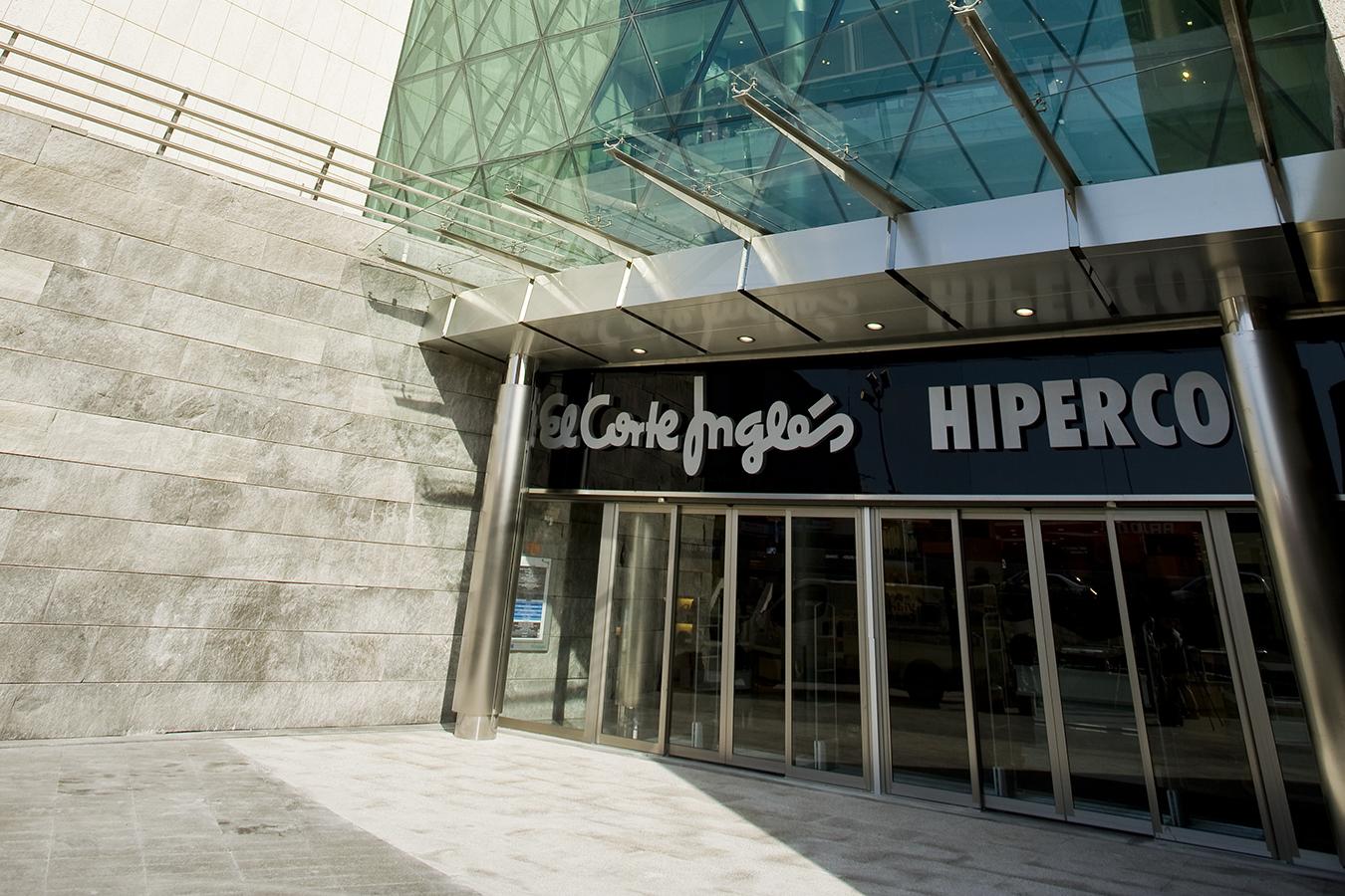 El Corte Inglés Hiperco Lisbon Portugal