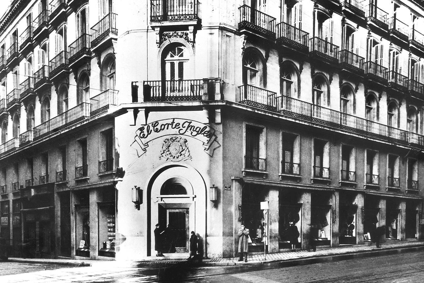 El Corte Inglés Centro Preciados Store Madrid