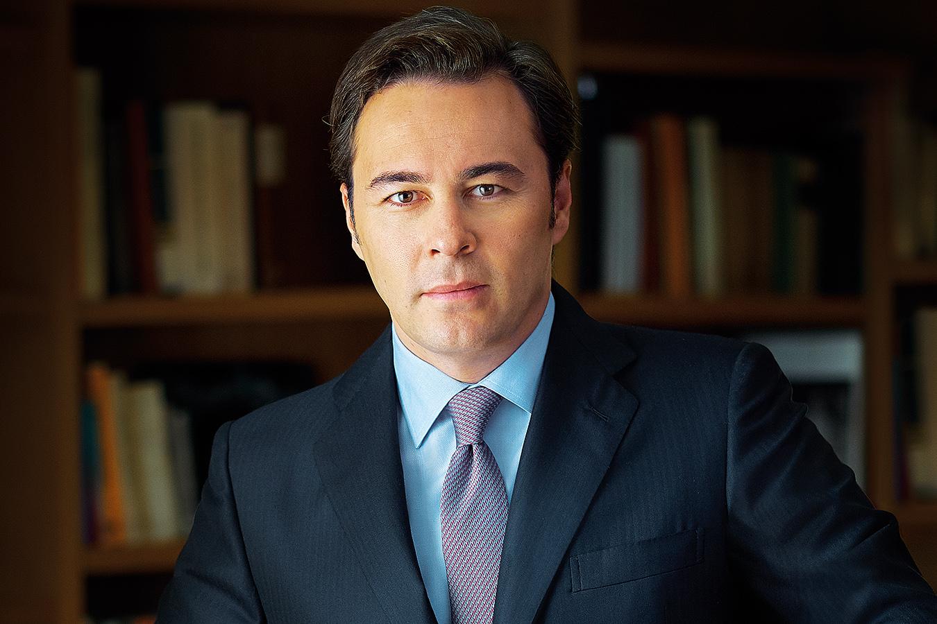 El Corte Inglés Presidente Dimas GImeno Álvarez