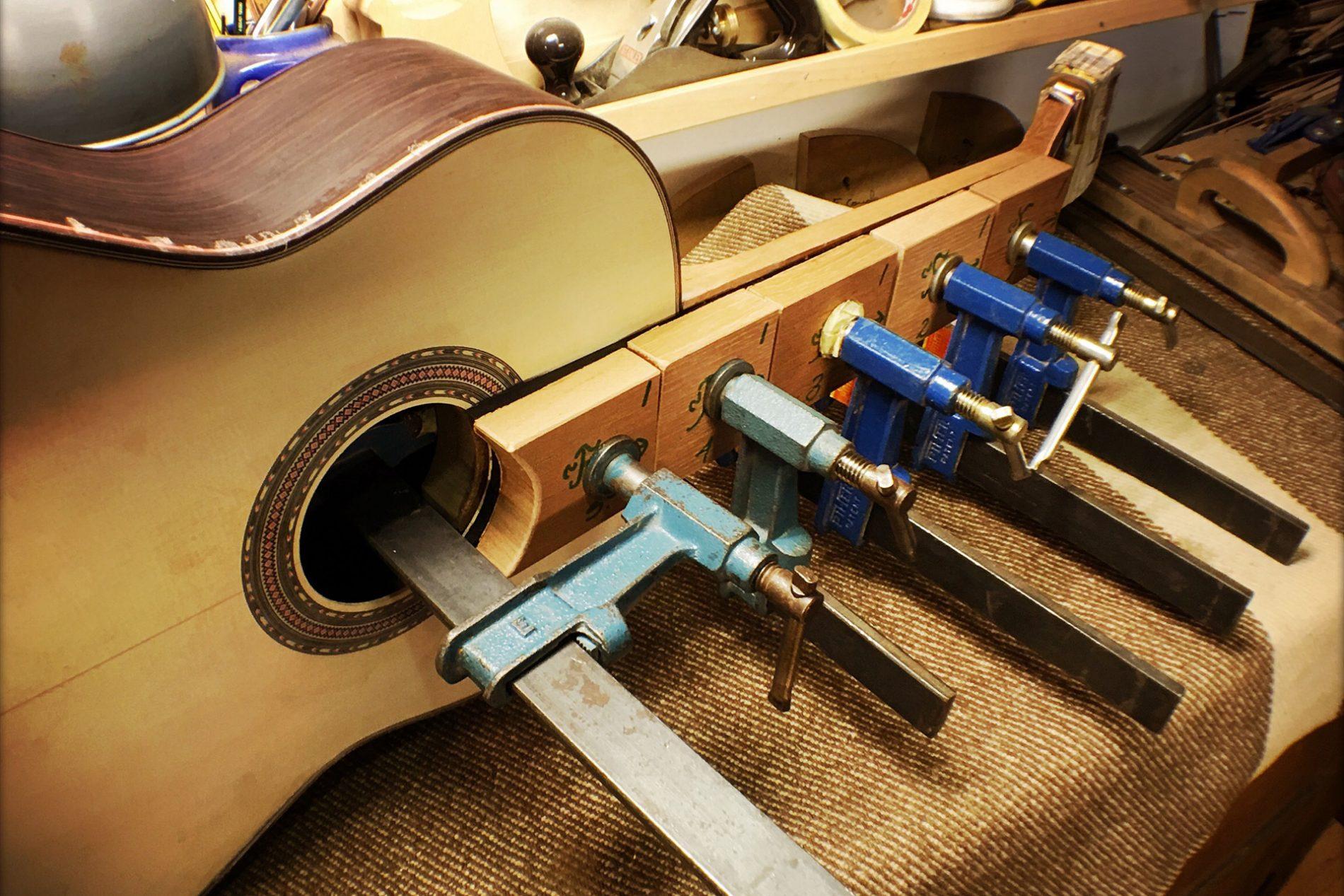 El Corte Inglés Guitar