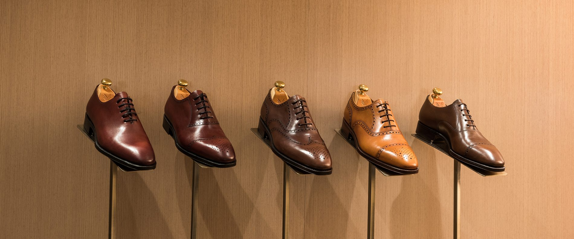 El Corte Inglés Serrano 52 Luxury Menswear Footwear Madrid