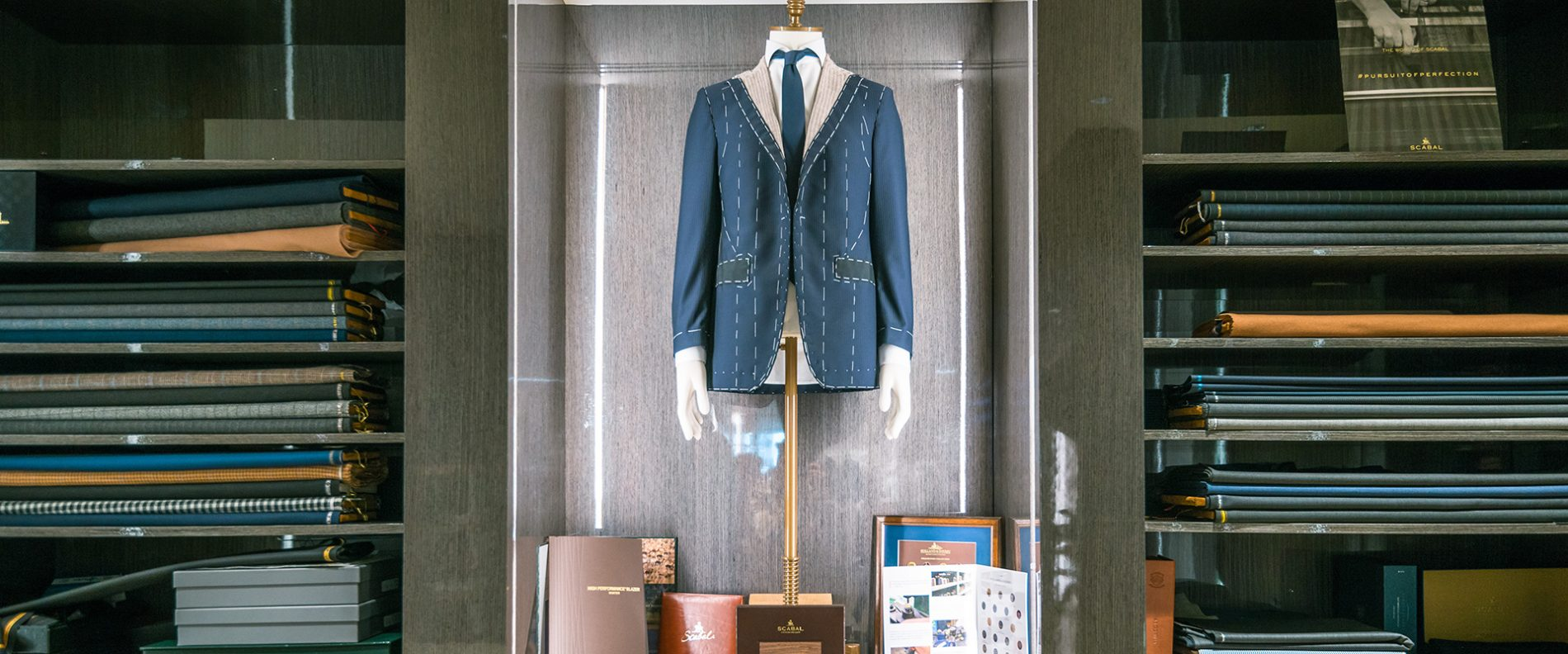 El Corte Inglés Made To Measure Custom Menswear
