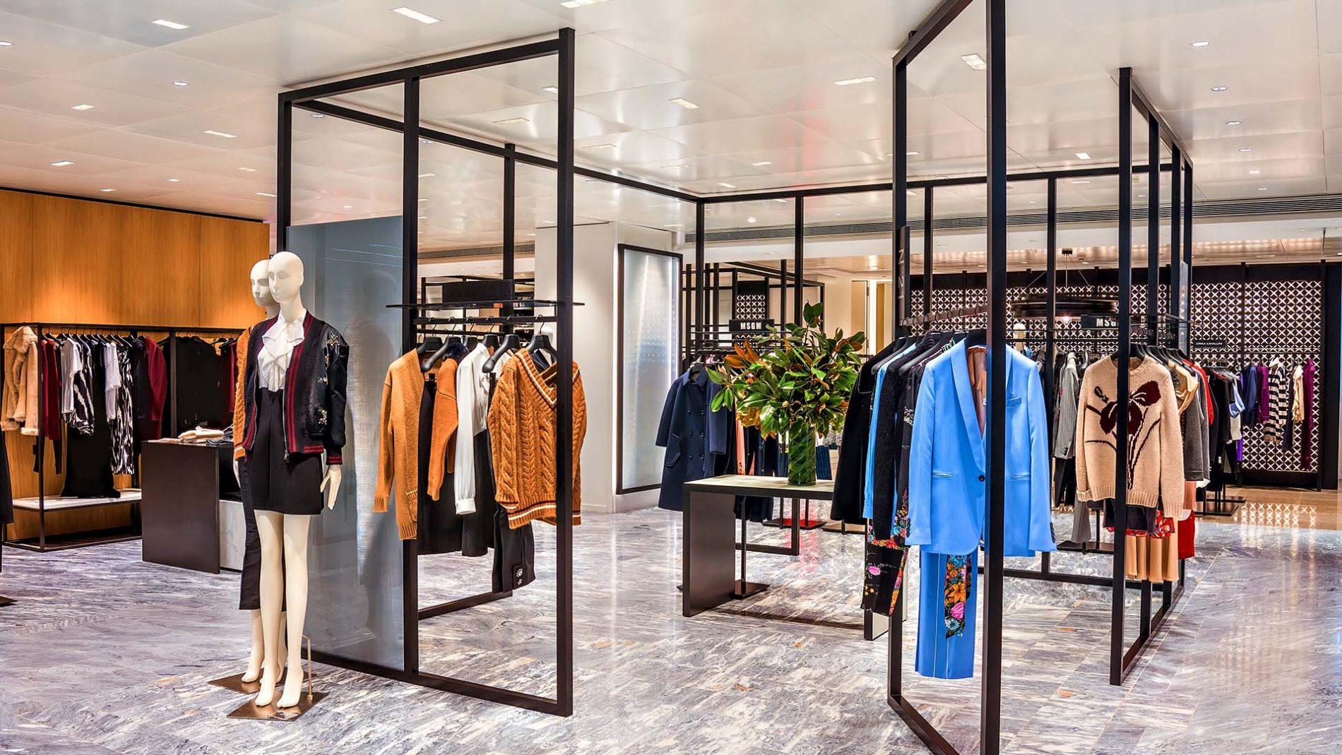 英格列斯塞拉诺47女装门店设计师品牌高级成装