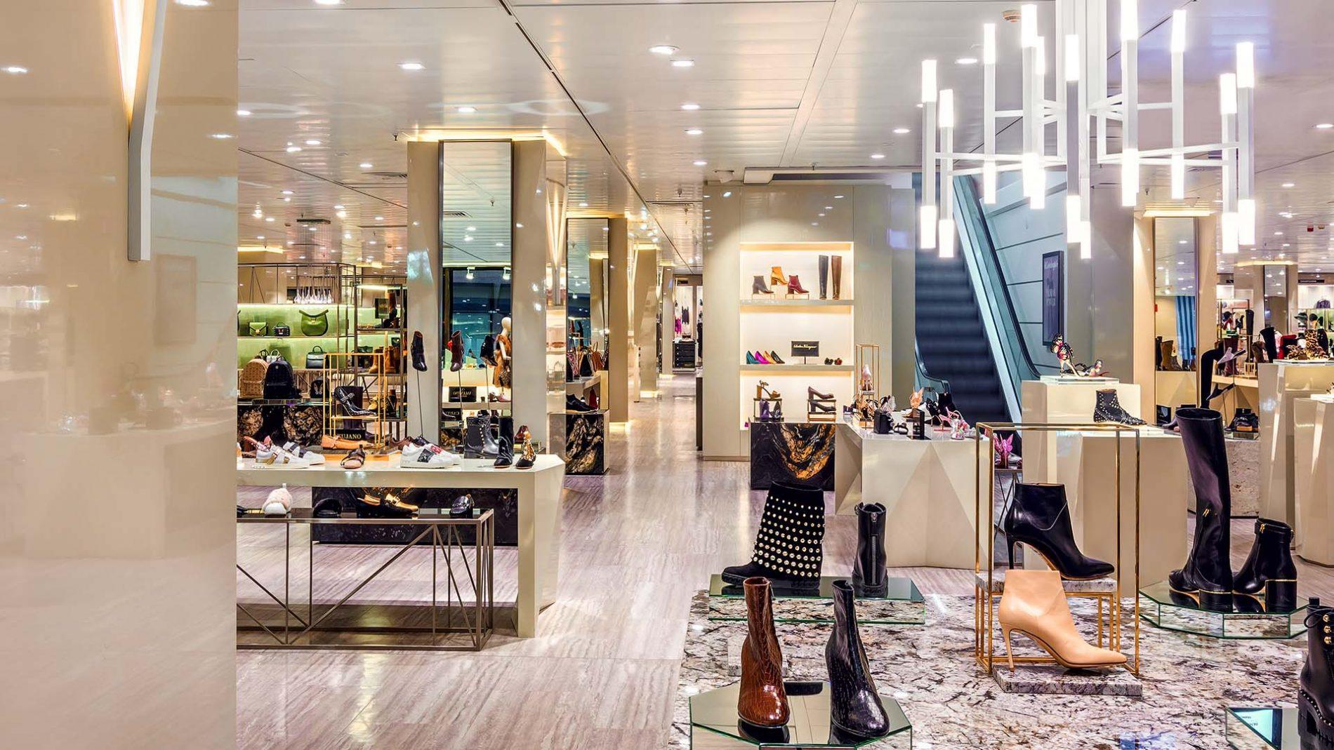 英格列斯塞拉诺47女装门店设计师品牌鞋履
