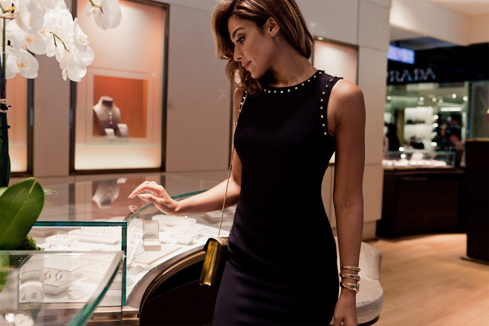 Yalda Golsharifi Blogger Luxury Watches Bulgari Jaeger-LeCoultre Madrid