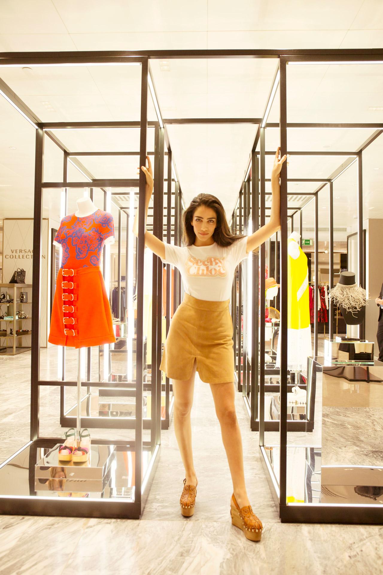 Blogger Jessica Kahawati See By Chloe Serrano 47 Madrid
