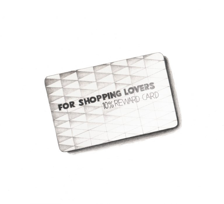 For Shopping Lovers Rewards