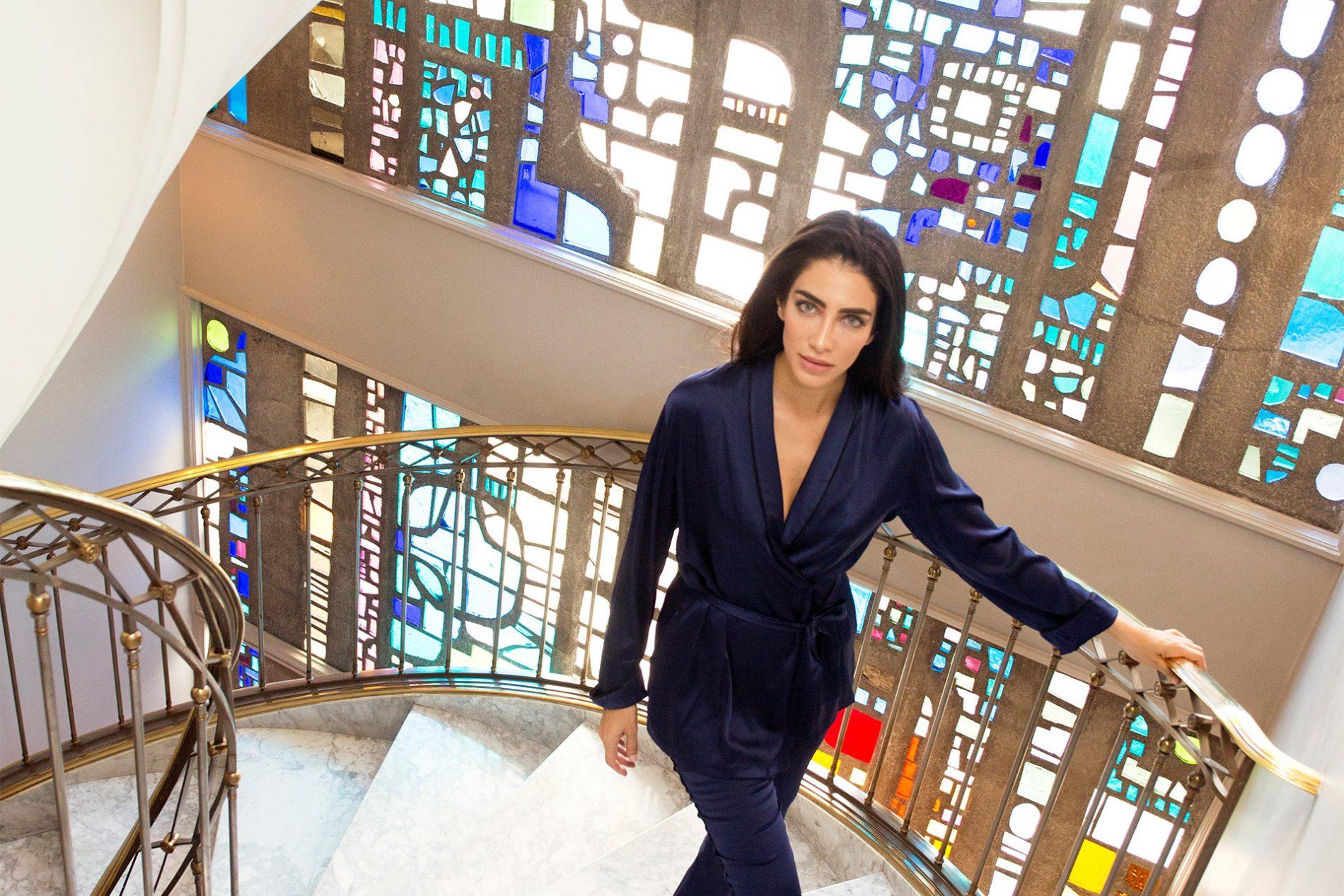 Jessica Kahawaty Madrid El Corte Inglés Adriana Iglesias Villa Magna Hotel