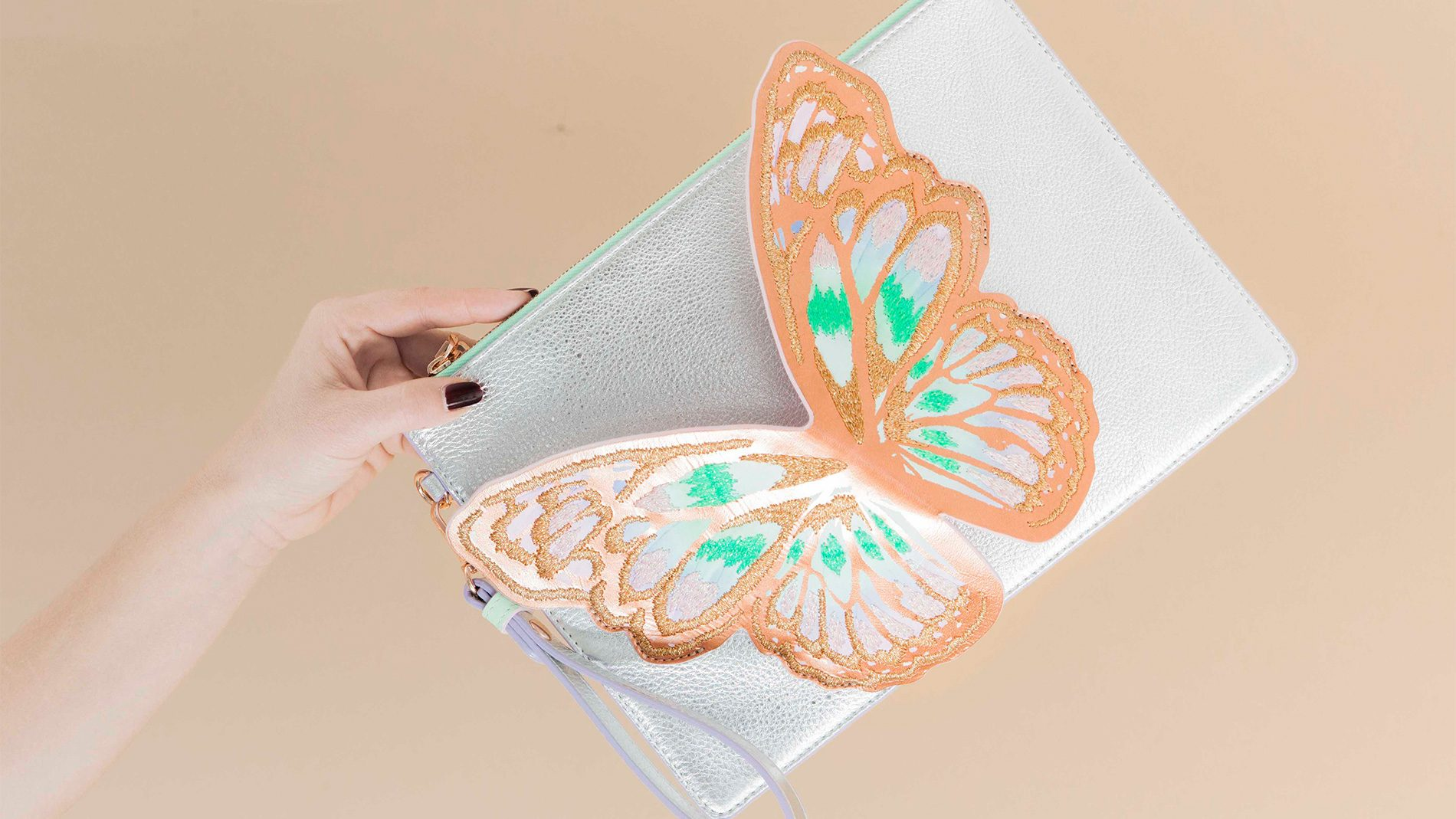 Sophia Webster Clutch Spring 2018 Collection Handbags