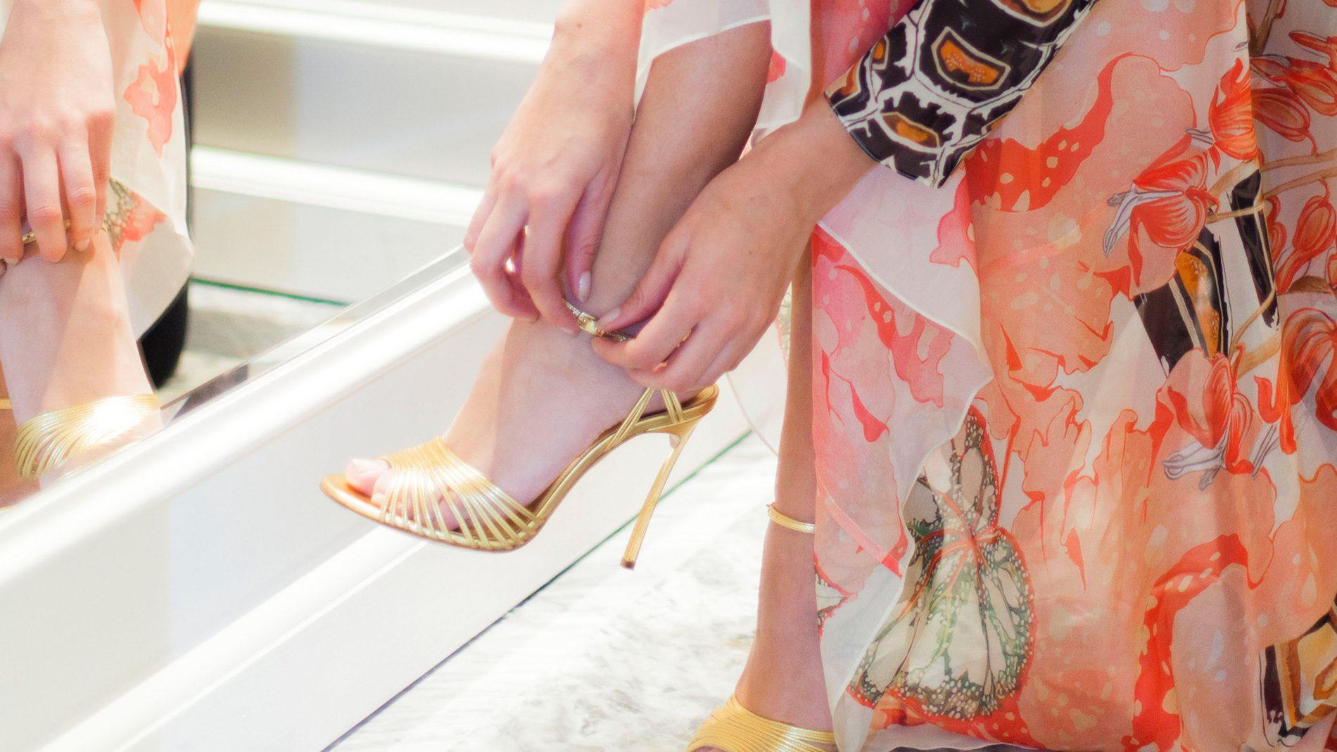 El Corte Inglés Designer Shoes Casadei Spring 2018