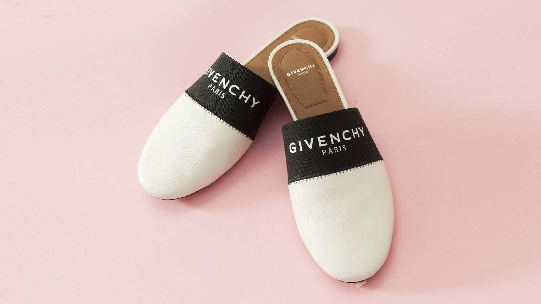 El Corte Inglés Designer Shoes Givenchy Spring 2018