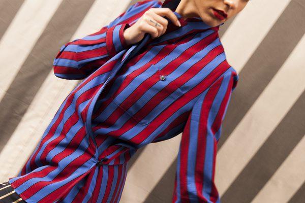 El Corte Inglés Diseñador Ready-To-Wear Maison Margiela Primavera 2018 Rayas