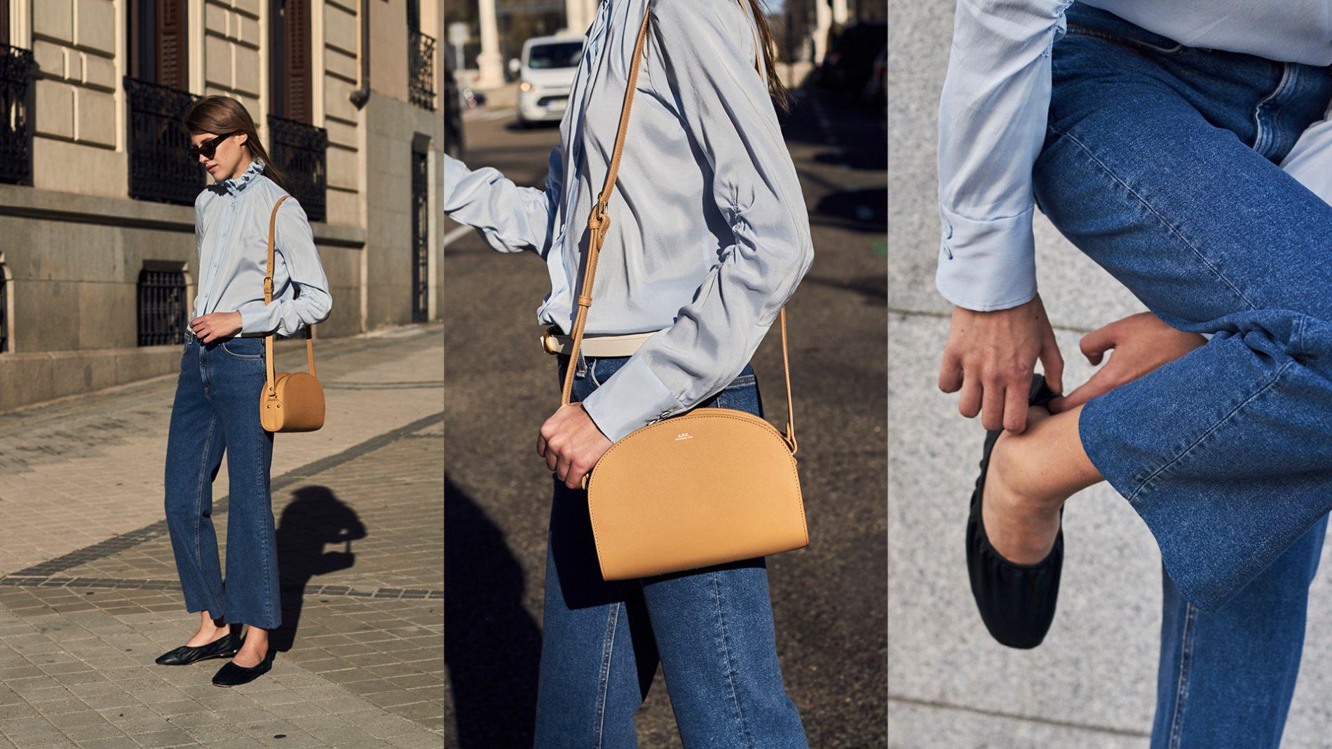 El Corte Inglés Rag & Bone Jeans Celine Shoes Carven Shirt