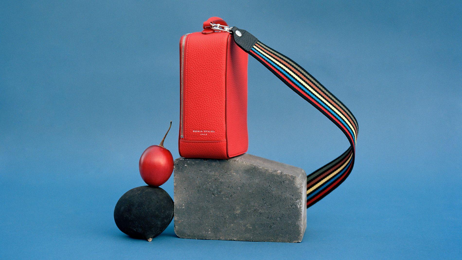 El Corte Inglés Designer Handbags Sonia Rykiel Red Bag