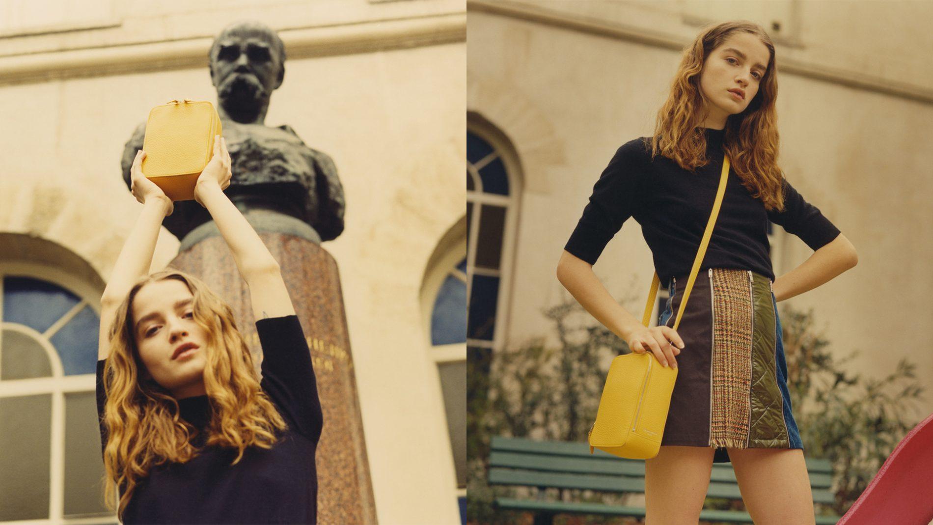 El Corte Inglés Designer Handbags Sonia Rykiel Pavé Parisien