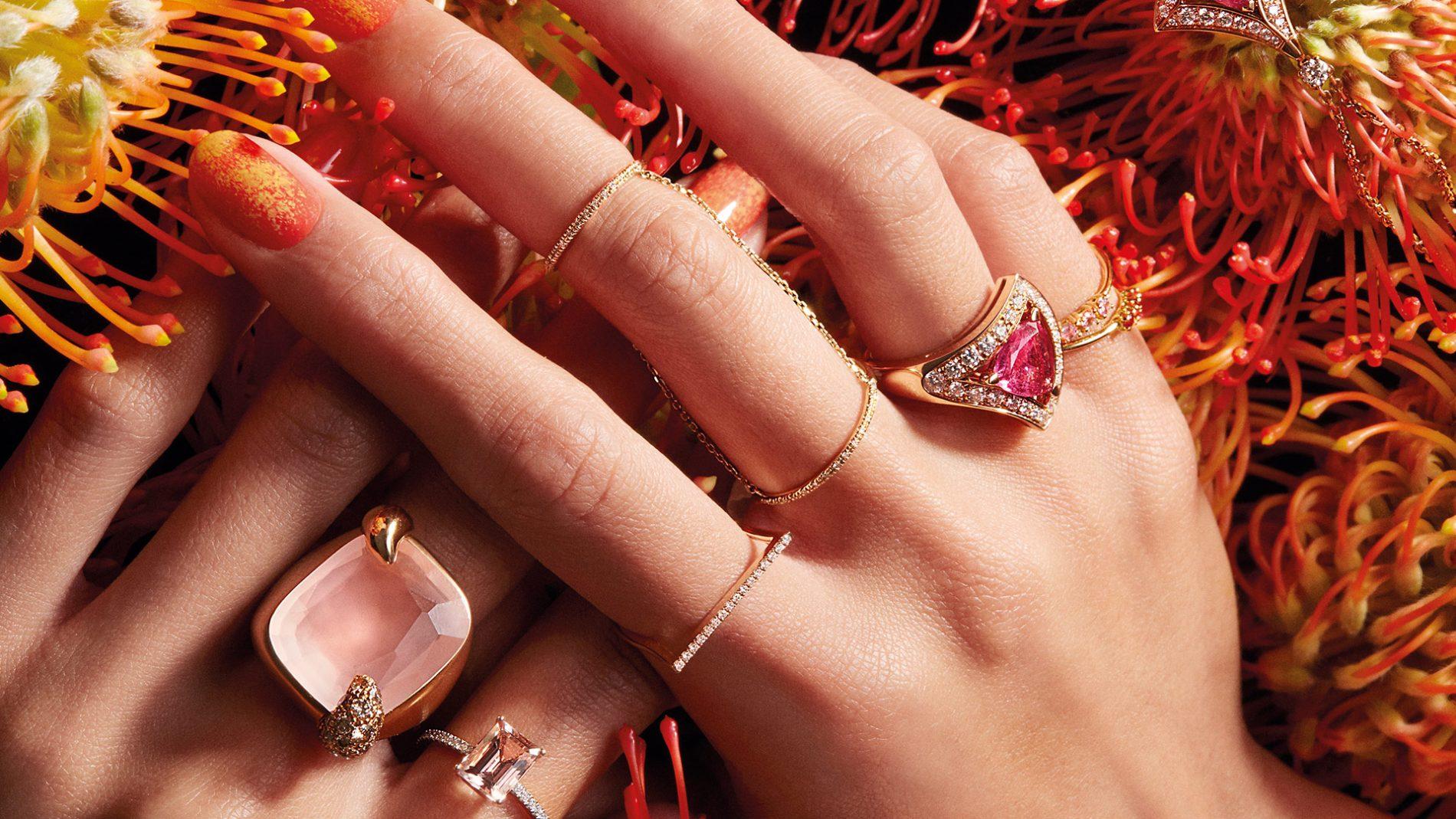 El Corte Inglés Jewelry Rings Luxury Bulgari Messika Pomellato