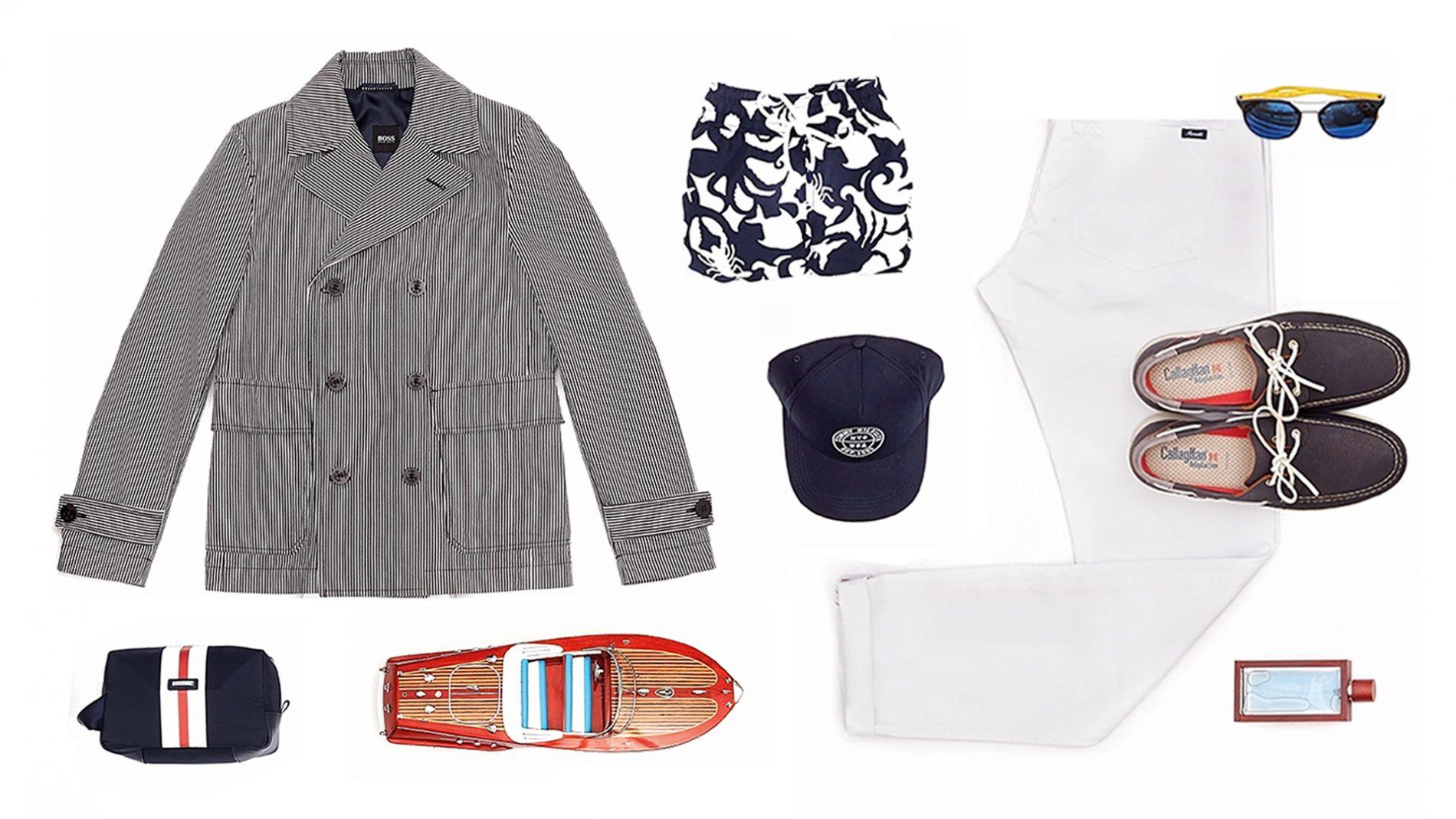 El Corte Inglés Menswear Ralph Lauren Prada Hugo Boss Tommy Hilfiger