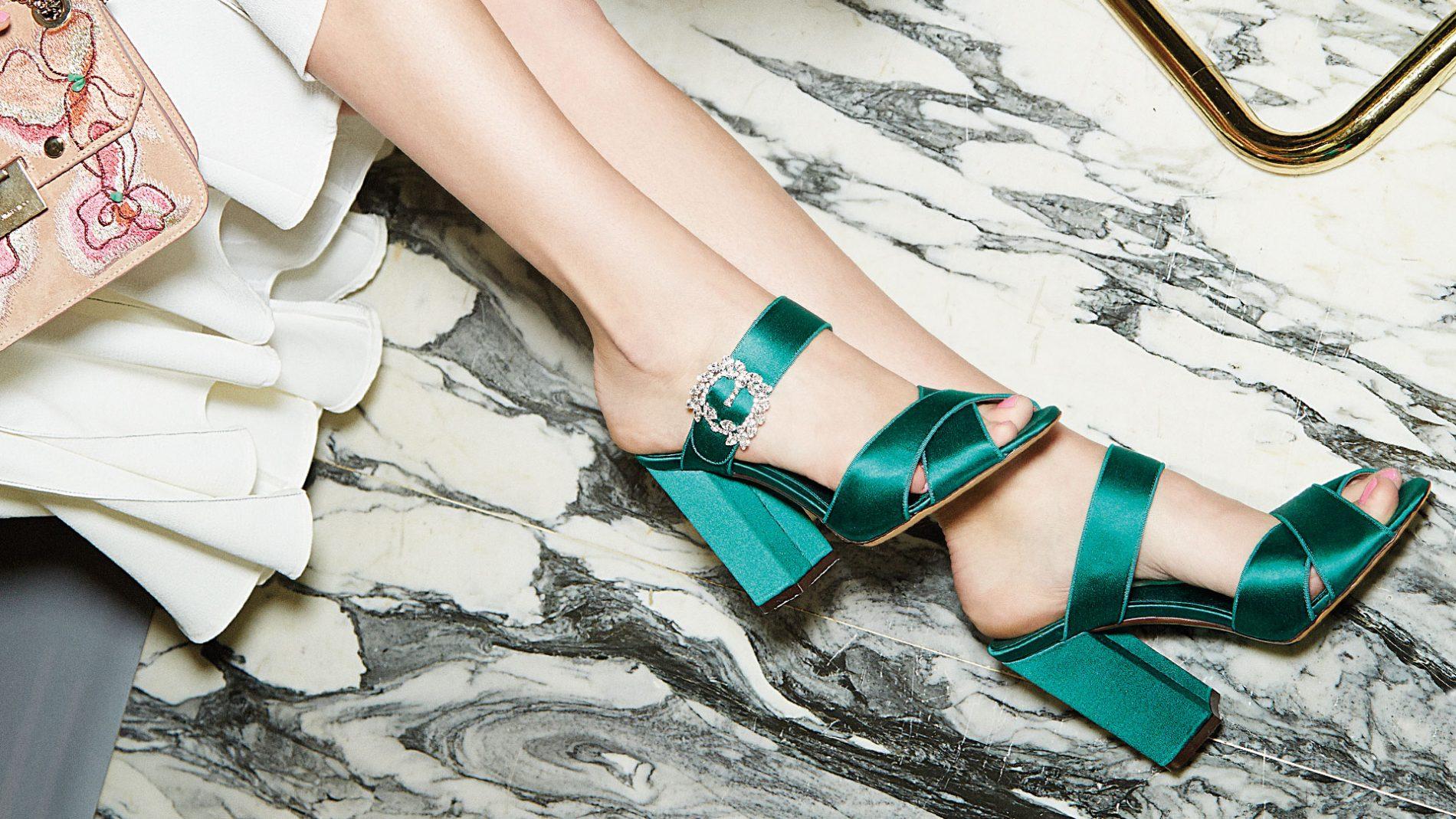 El Corte Inglés Designer Handbags Shoes Tabitha Simmons Jimmy Choo