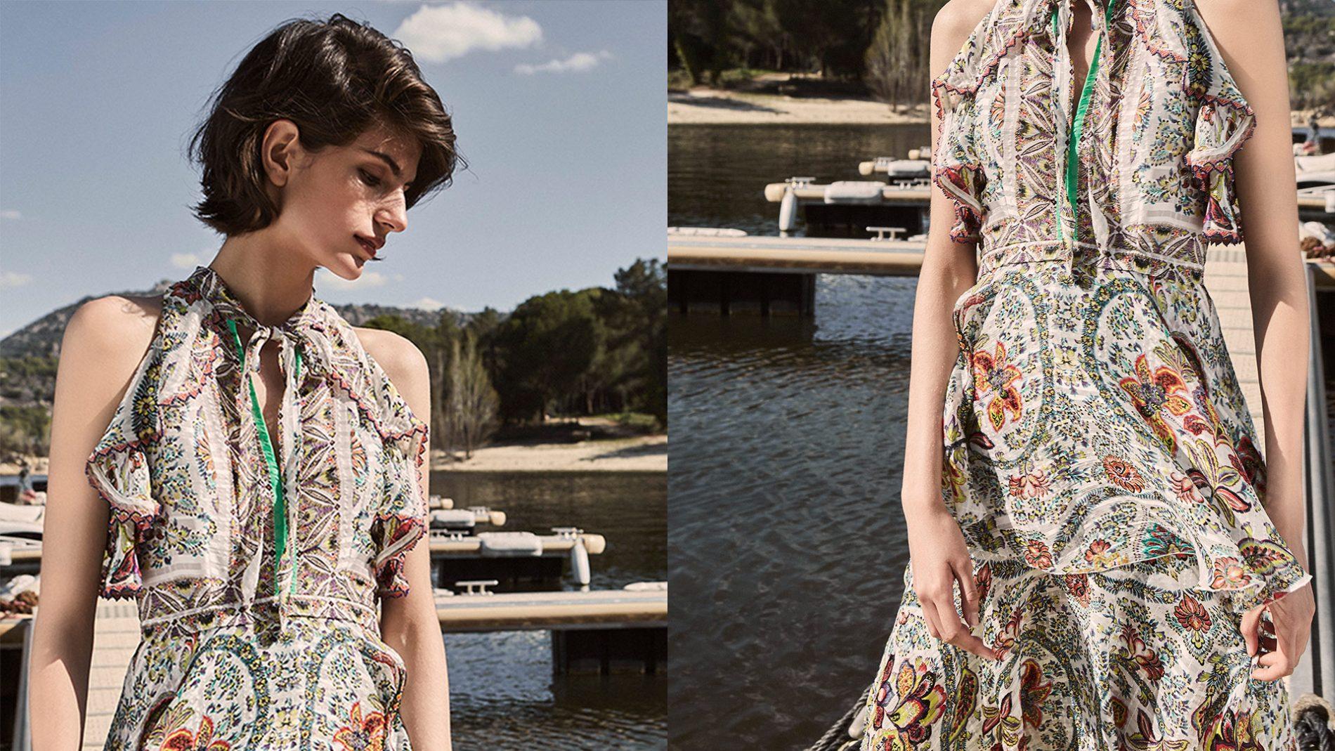 El Corte Inglés Ready-To-Wear Etro Dress