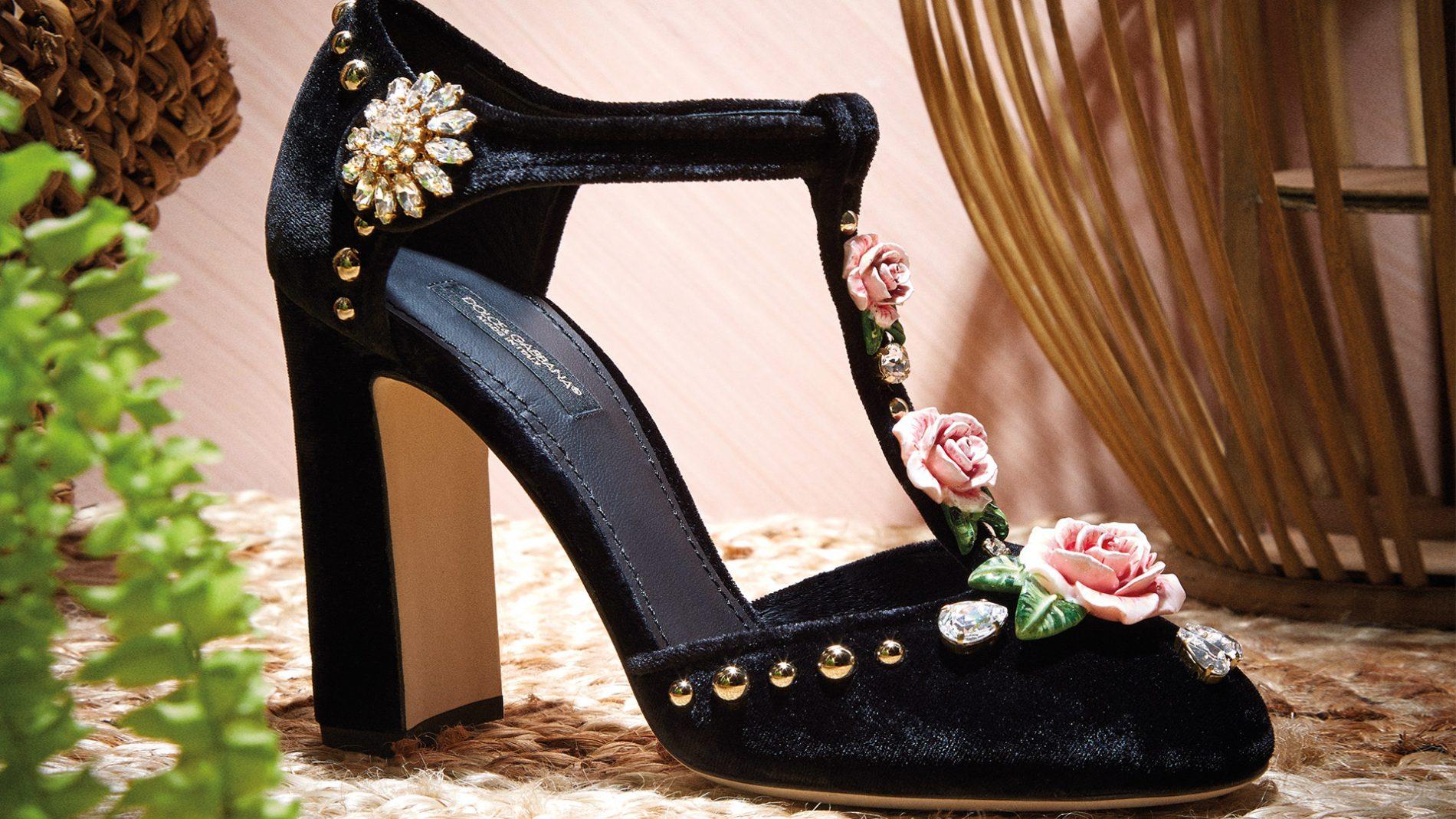 El Corte Inglés Designer Shoes Dolce & Gabbana
