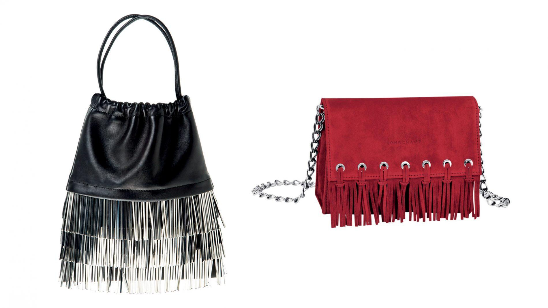 El Corte Inglés Designer Hangbags Alexander Wang Longchamp Fringe