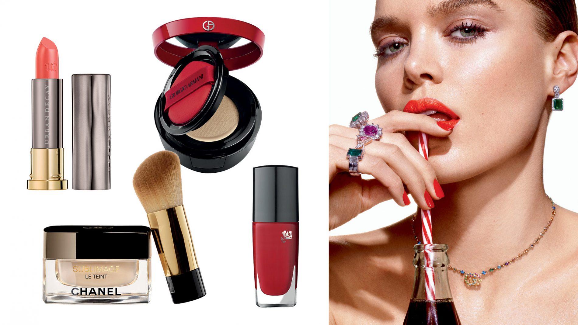 El Corte Inglés Diseñador Belleza Maquillaje Joyería Gucci Giorgio Armani Chanel Lancome
