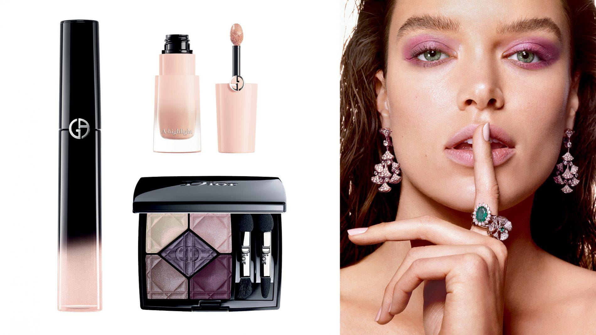 El Corte Inglés Designer Beauty Makeup Jewelry Bulgari Giorgio Armani Dior