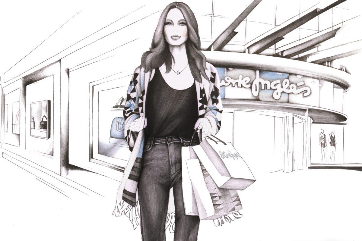 El Corte Inglés Ready-To-Wear Shoes Handbags Luxury