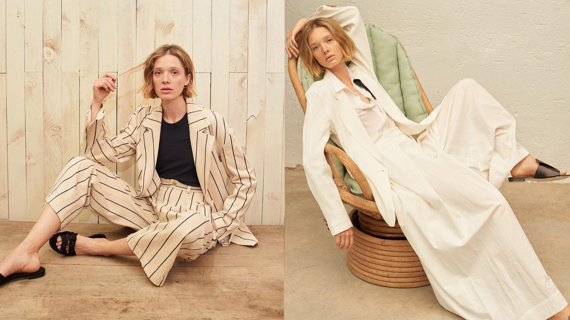 El Corte Inglés Ready-To-Wear Designer Shoes Victoria Beckham Tabitha Simmons Sergio Rossi