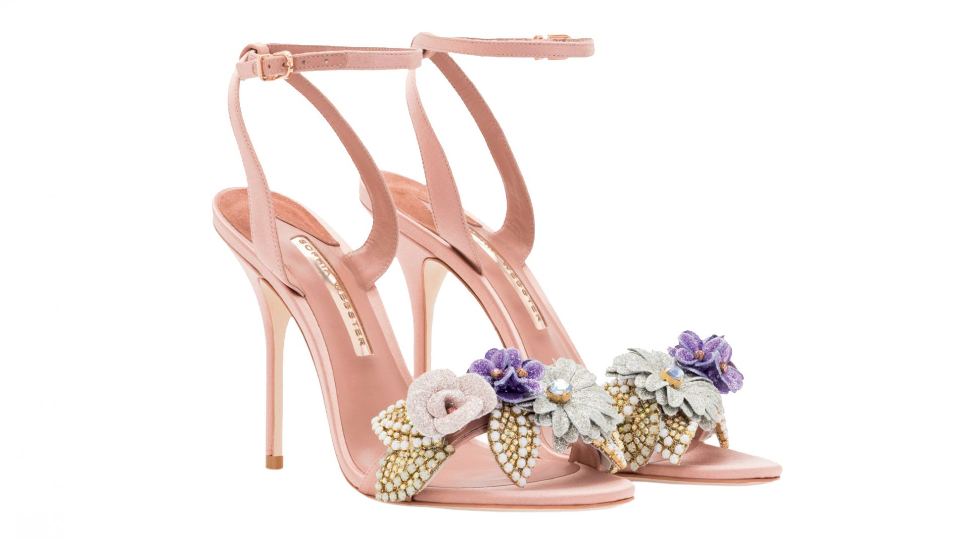 El Corte Inglés Designer Shoes Sophia Webster Embellished Sandals