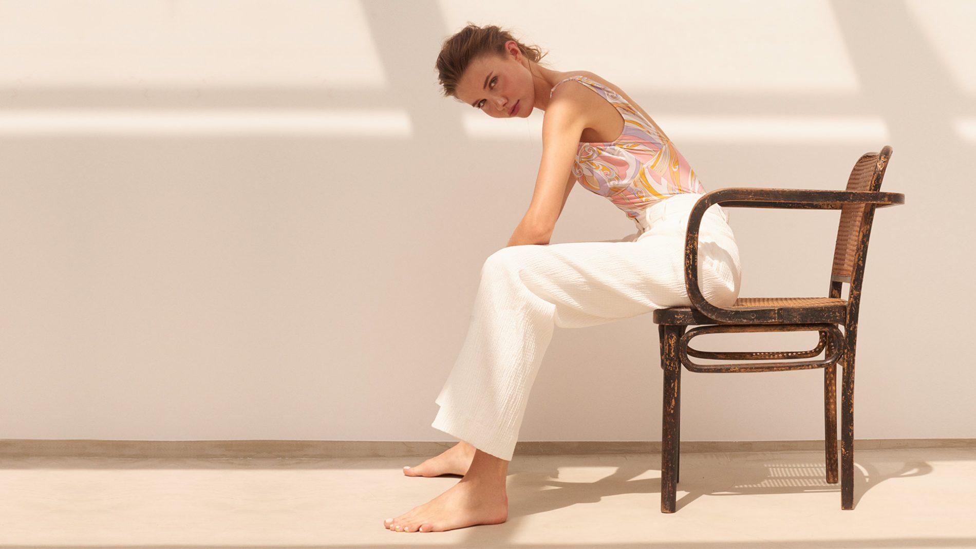 El Corte Inglés Designer Swimwear Pucci Swimsuit Victoria Beckham