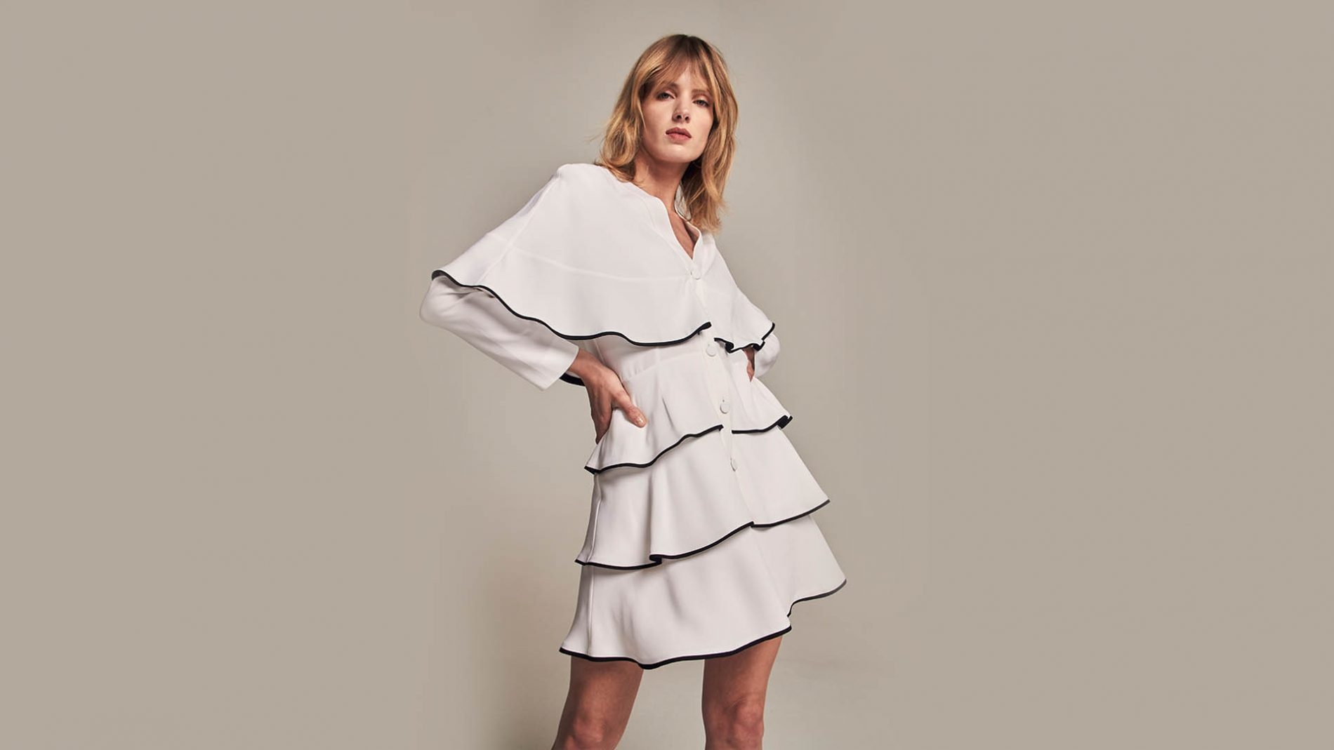 El Corte Inglés Ready-To-Wear Philosophy Dress