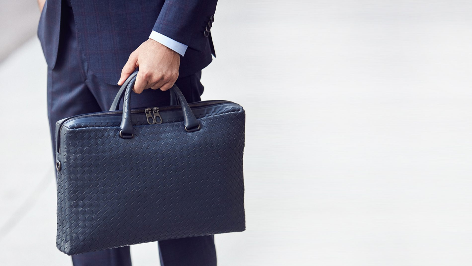 El Corte Inglés Mens Accessories Briefcases Bottega Veneta