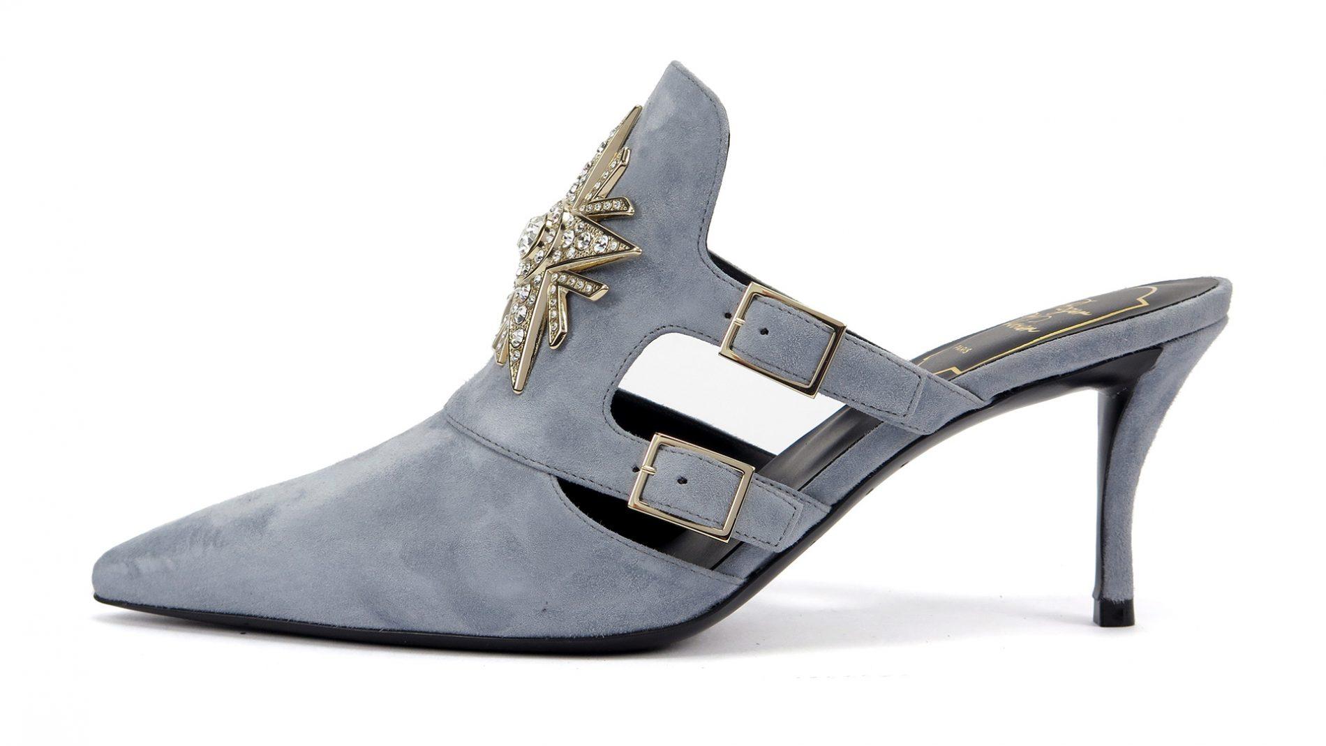 El Corte Inglés Designer Shoes Roger Vivier Mules