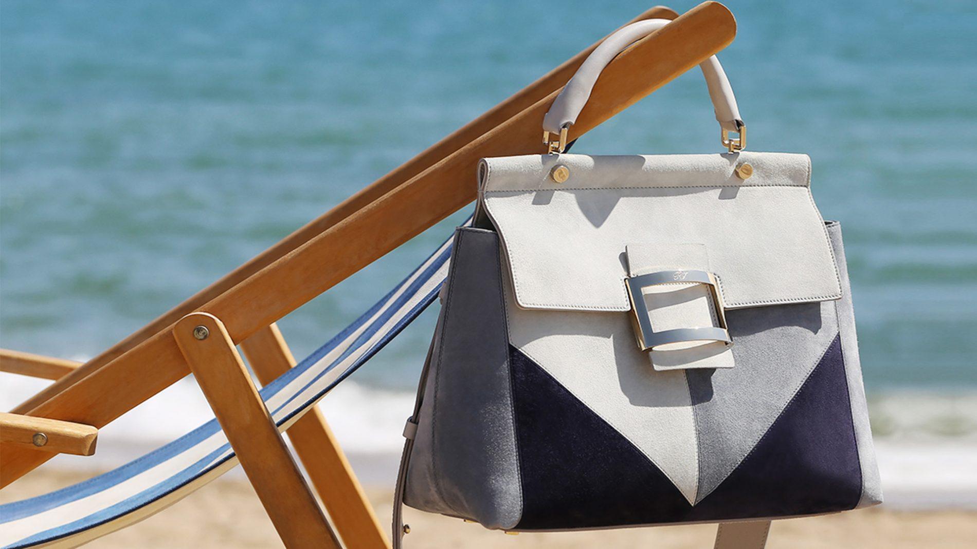 El Corte Inglés Designer Handbags Roger Vivier Top Handle