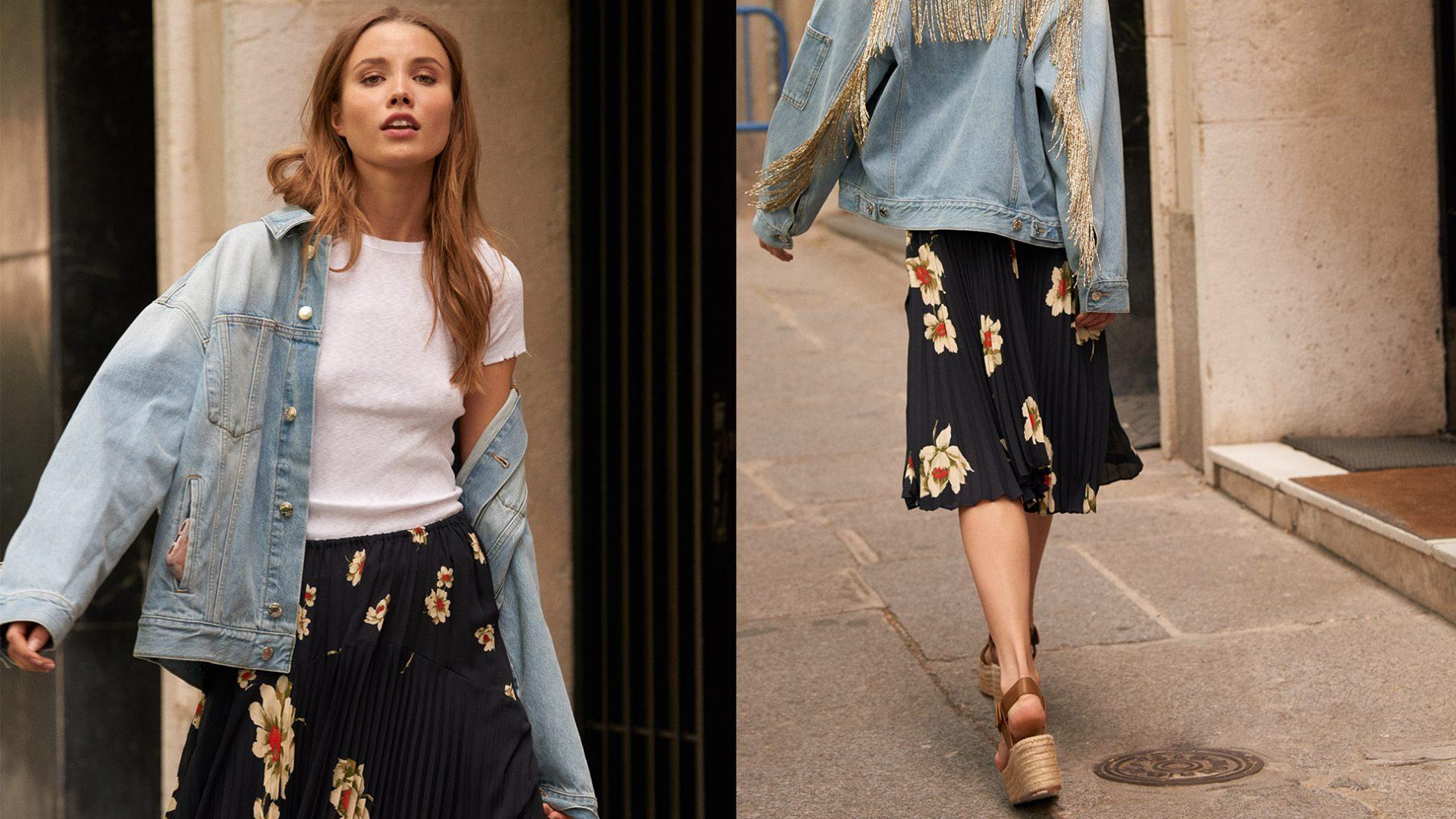 El Corte Inglés Ready-To-Wear, Handbags, Shoes Helmut Lang