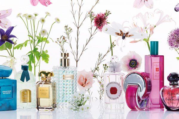 El Corte Inglés Beauty Fragrance Armani Guerlain Aerin Valentino Bulgari Penhaligons Jo Malone Dior