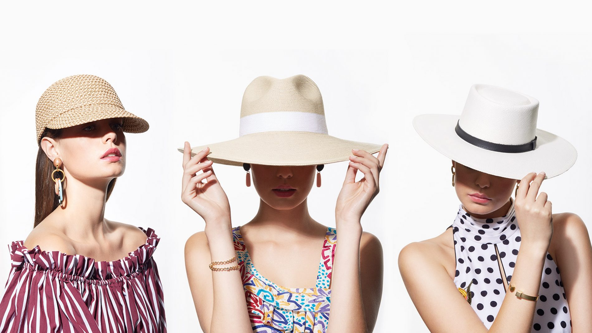 El Corte Inglés Ready-To-Wear Hats Straw Sandro Eric Javitz