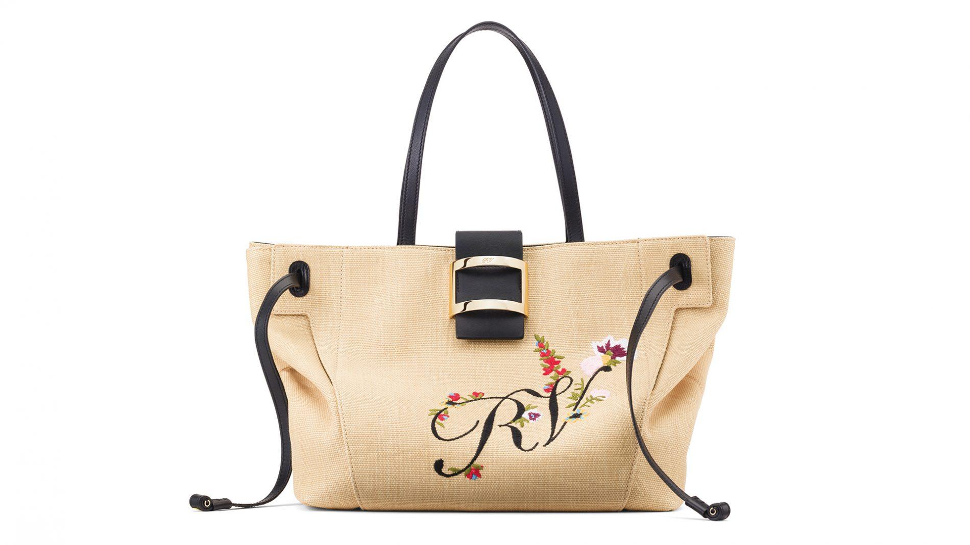 El Corte Inglés Designer Handbags Roger Vivier Shopper