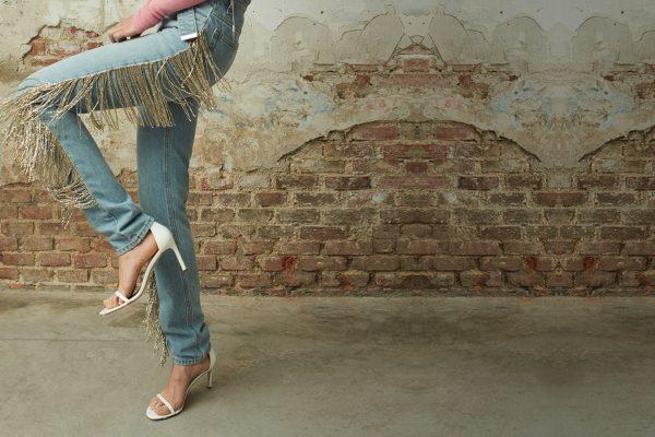 El Corte Inglés Ready-To-Wear Zapatos Flecos Helmut Lang Stuart Weitzman