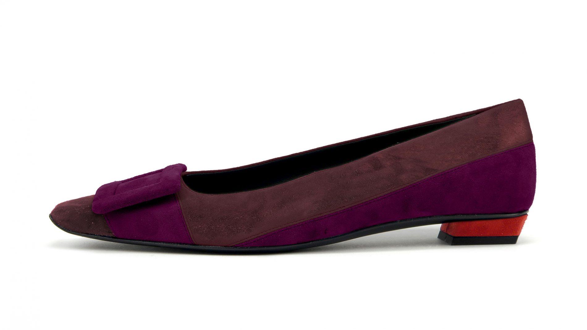 El Corte Inglés Designer Shoes Roger Vivier Ballet Flats