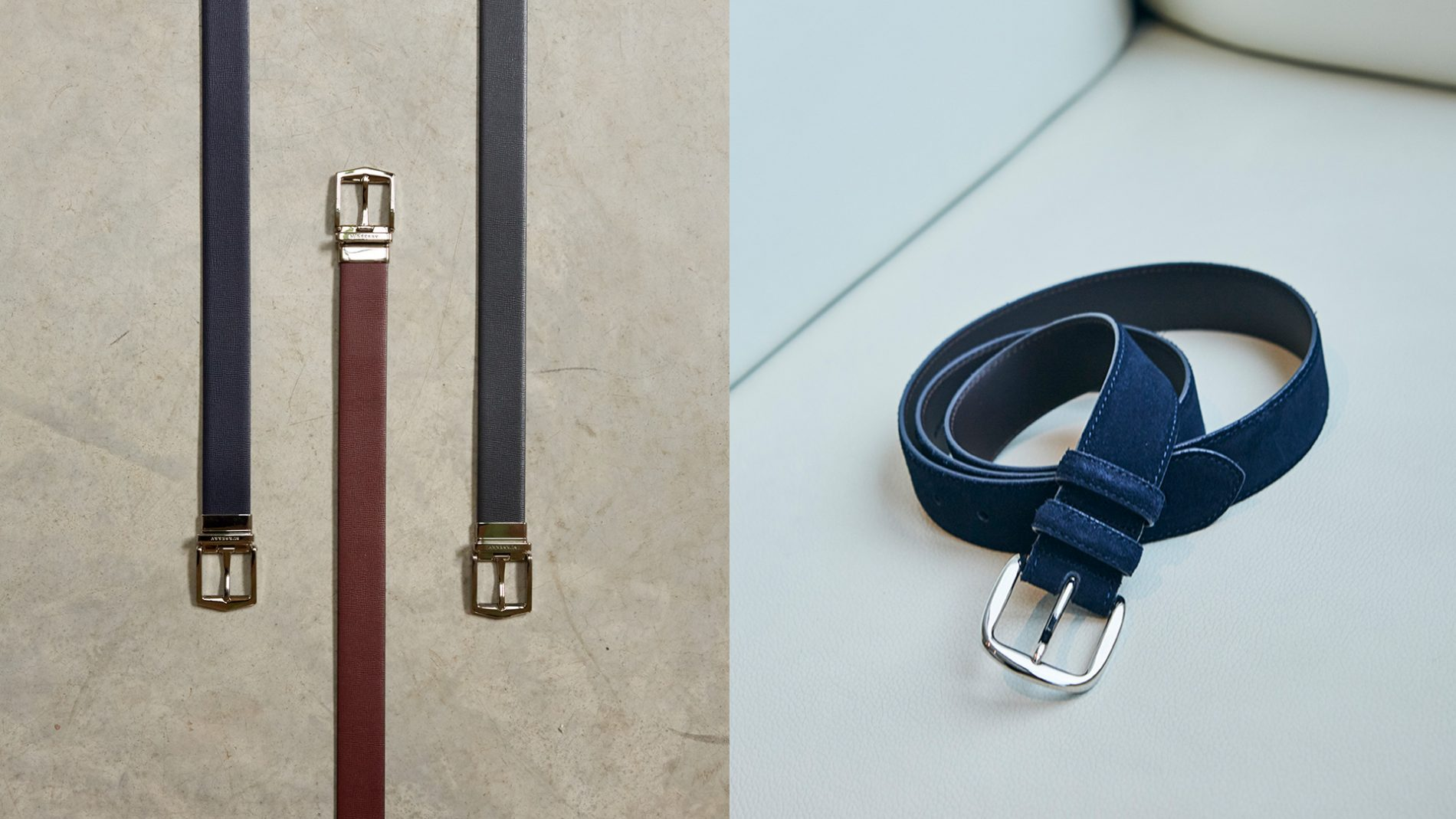 El Corte Inglés Mens Accessories Belts Burberry