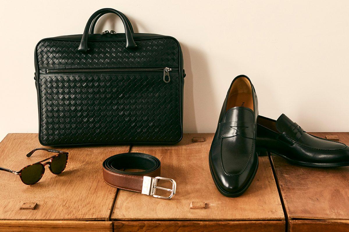 El Corte Inglés Mens Accessories Shoes Briefcases Belts Bottega Veneta Ferragamo