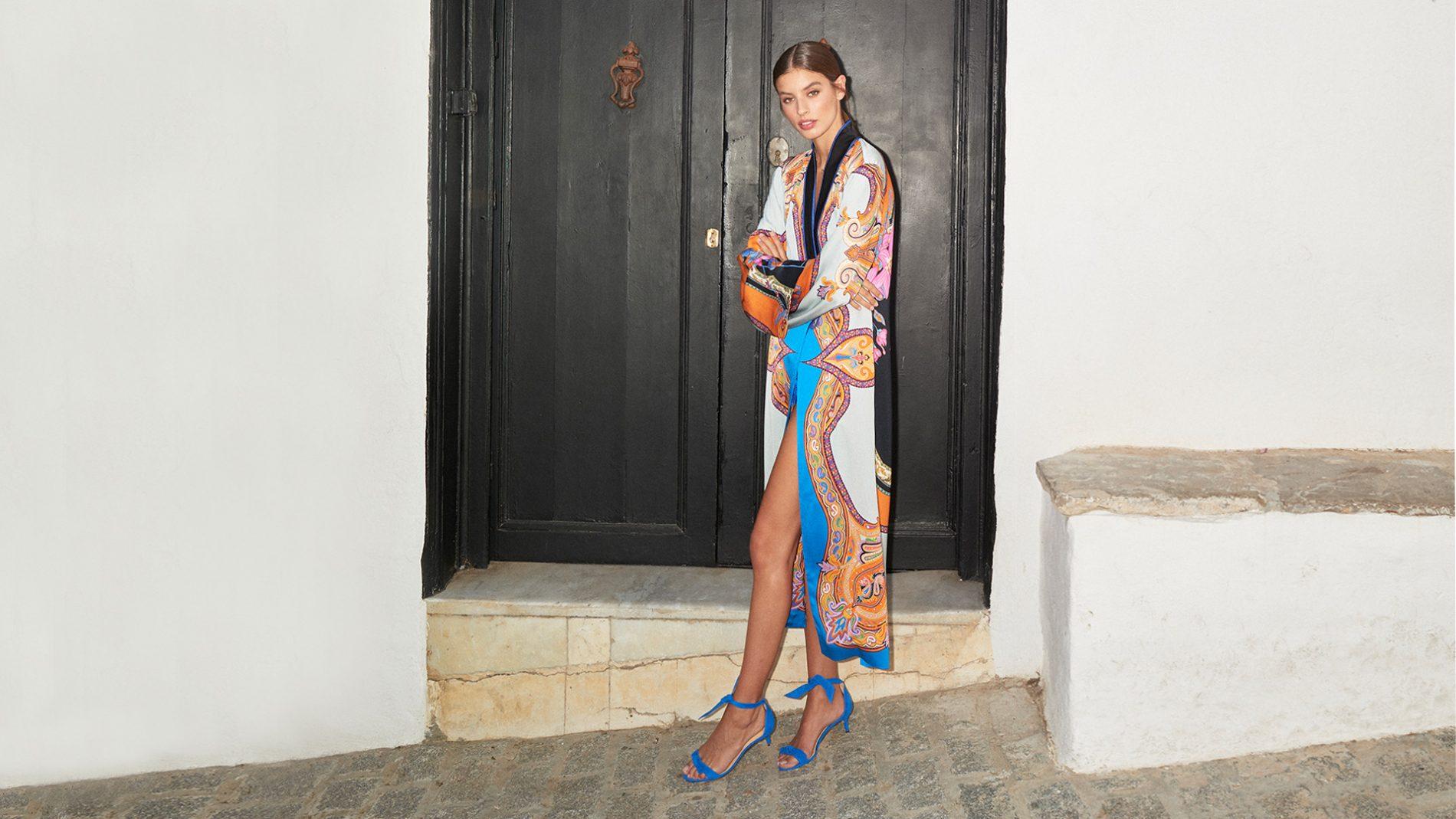 El Corte Inglés Ready-To-Wear Shoes Etro Alexandre Birman