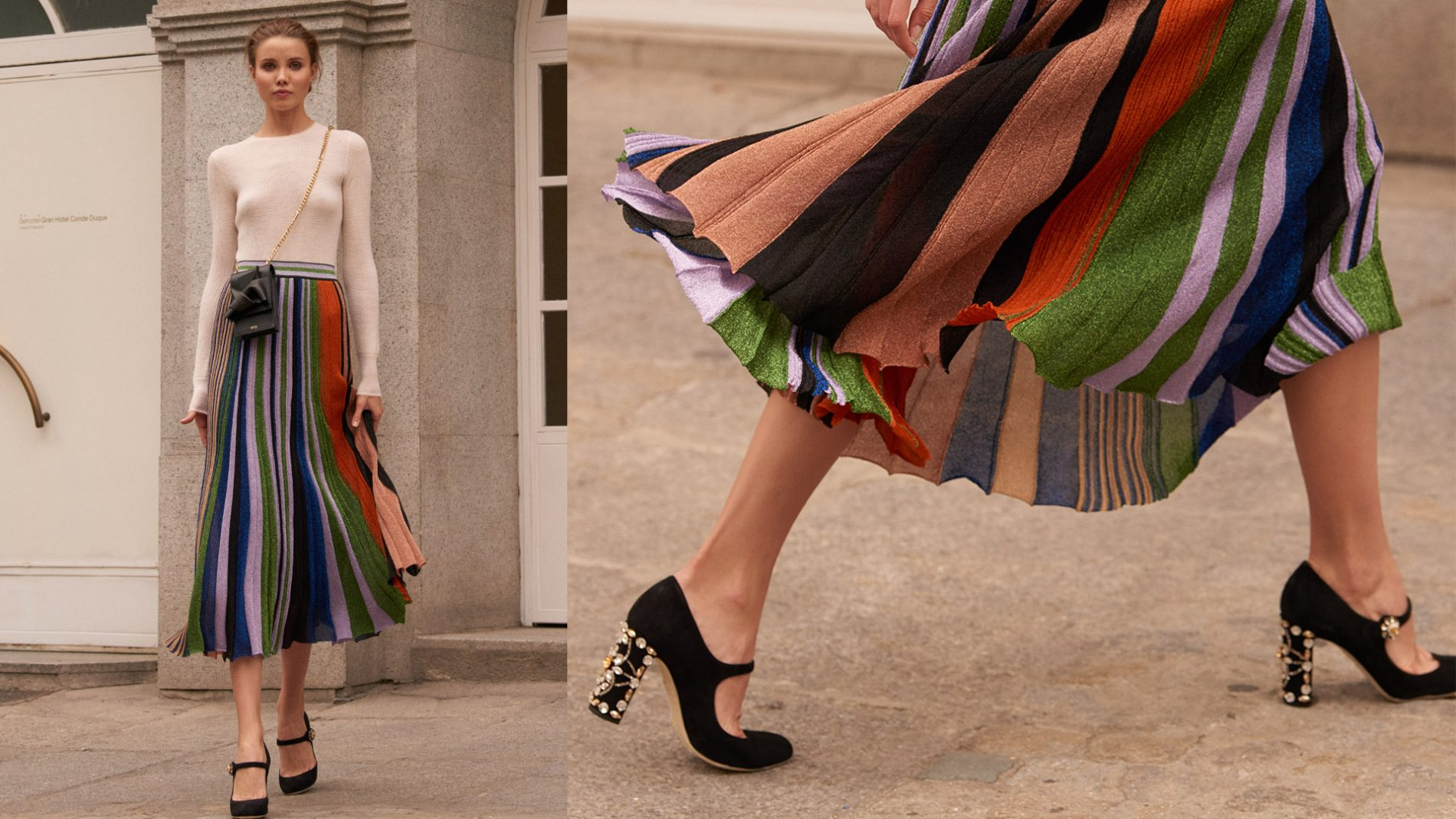 El Corte Inglés Ready-To-Wear Shoes Handbags Missoni N21 Dolce & Gabbana