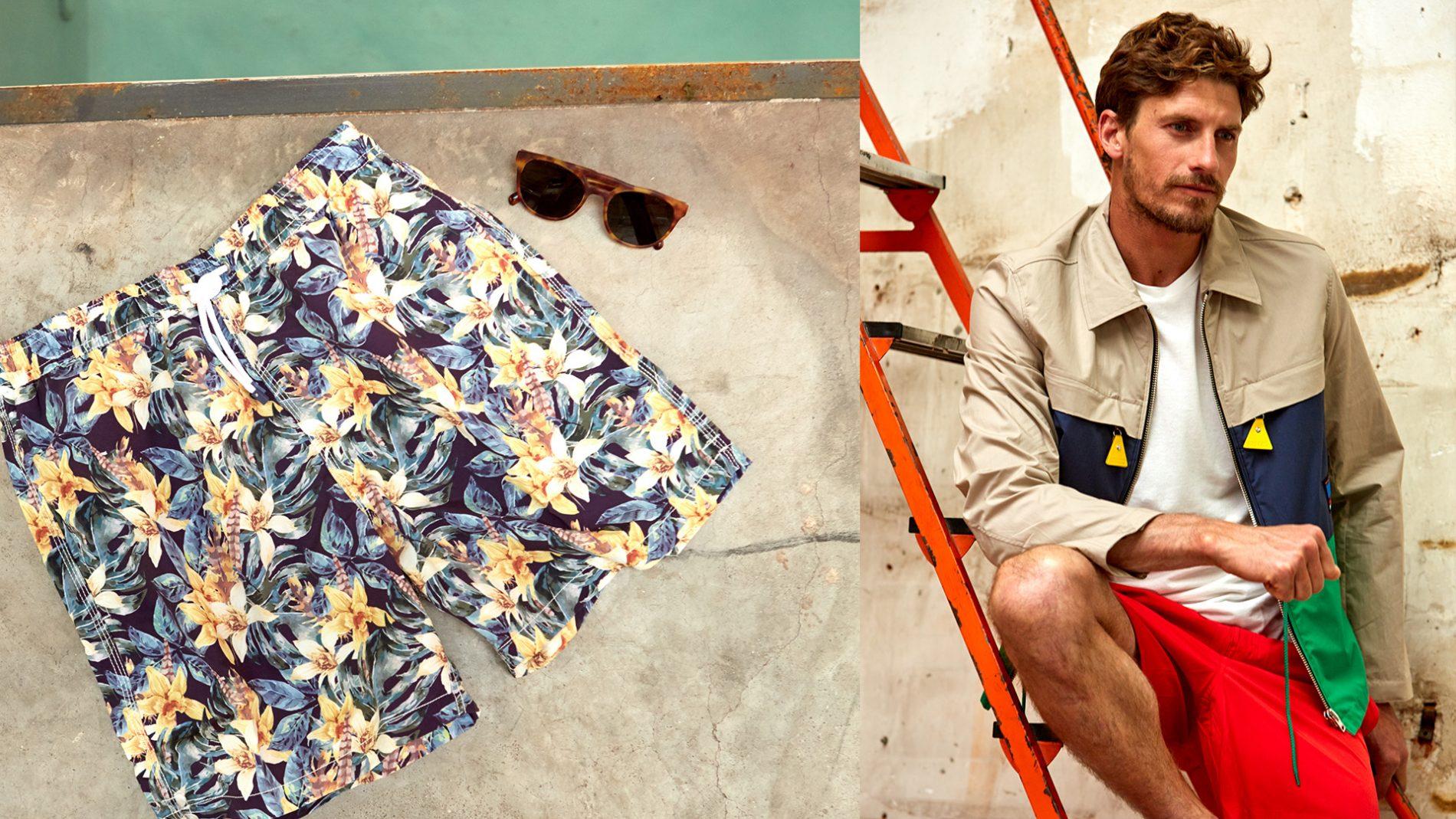 El Corte Inglés Designer Menswear Accessories Sunglasses Prada Michael Kors Kenzo Hackett