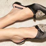 英格列斯设计师品牌 鞋履 Rohcas 拖鞋