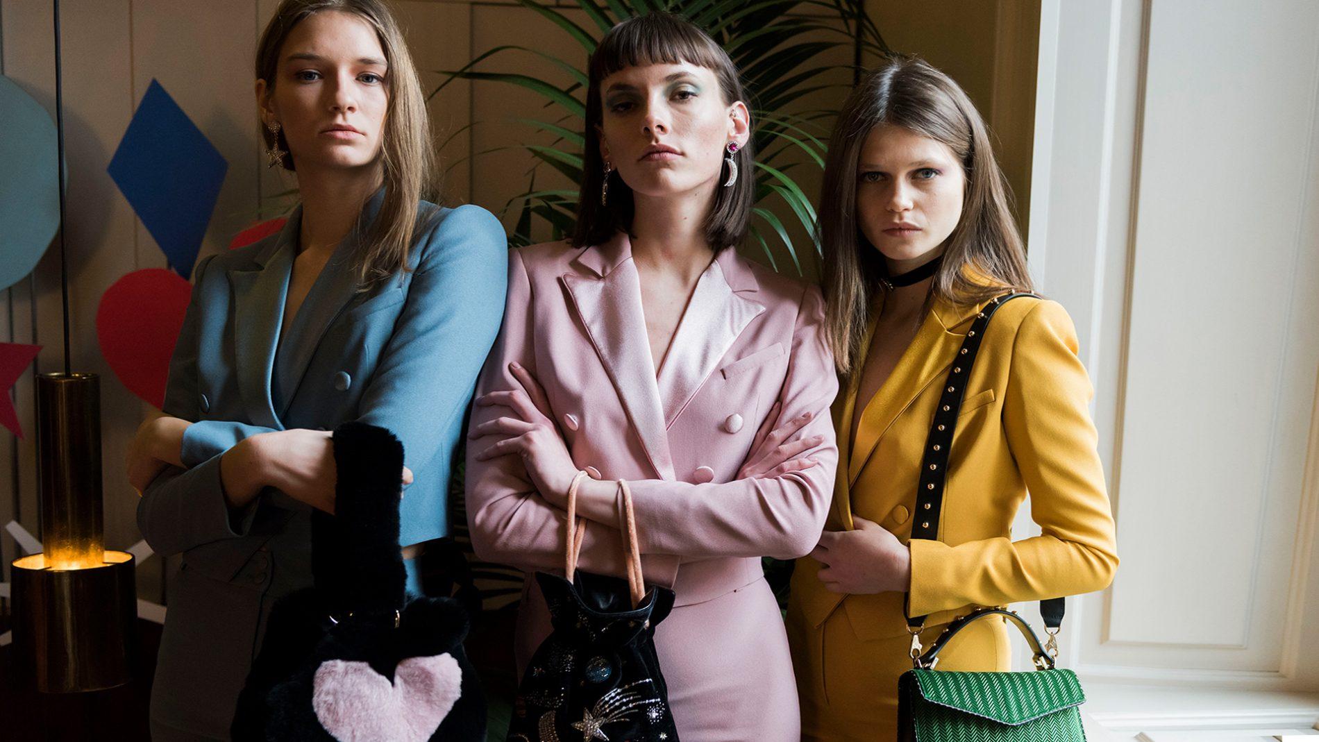 El Corte Inglés Designer Handbags Les Petits Joueurs