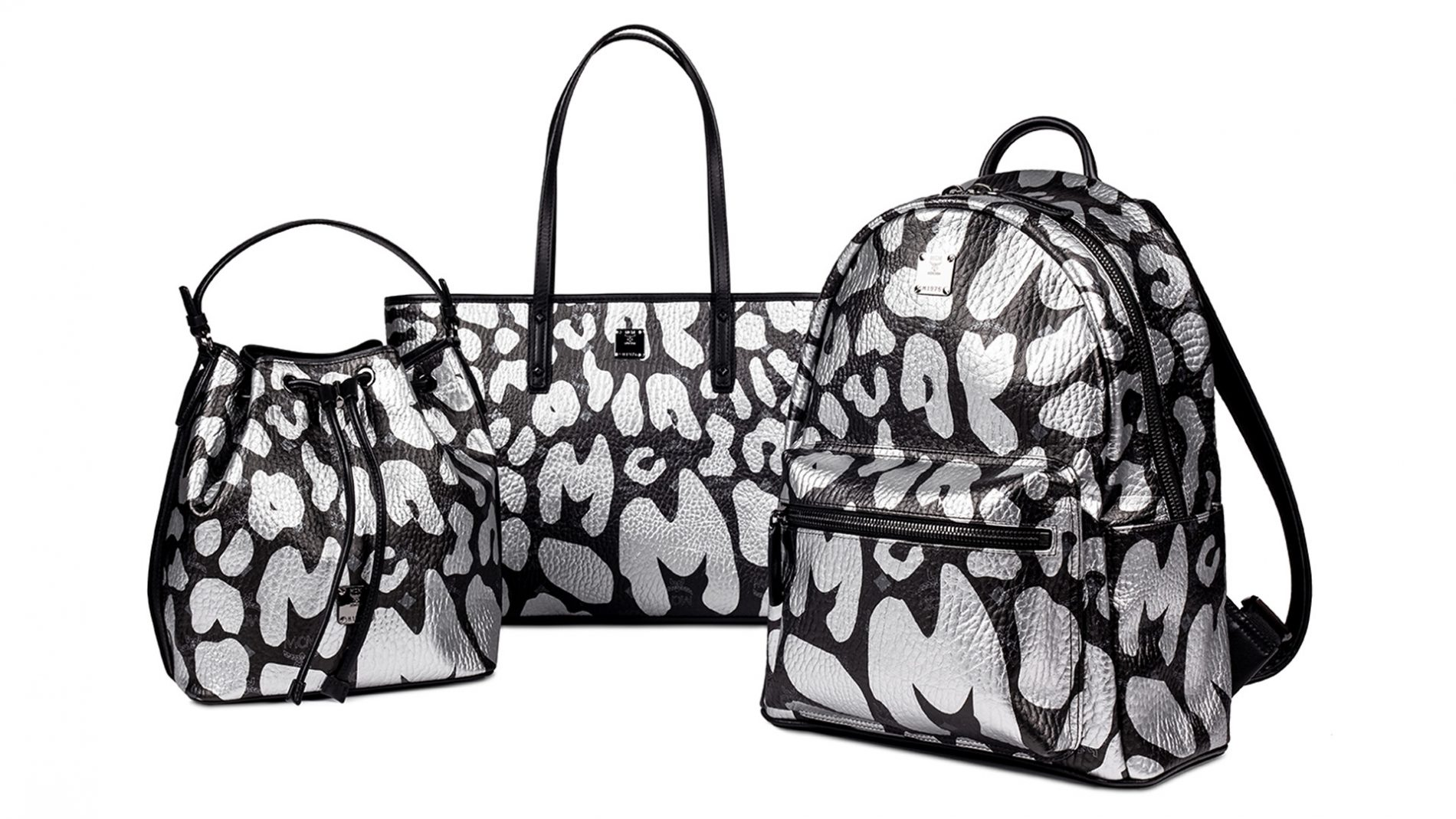 El Corte Inglés Designer Handbags MCM Leopard Print