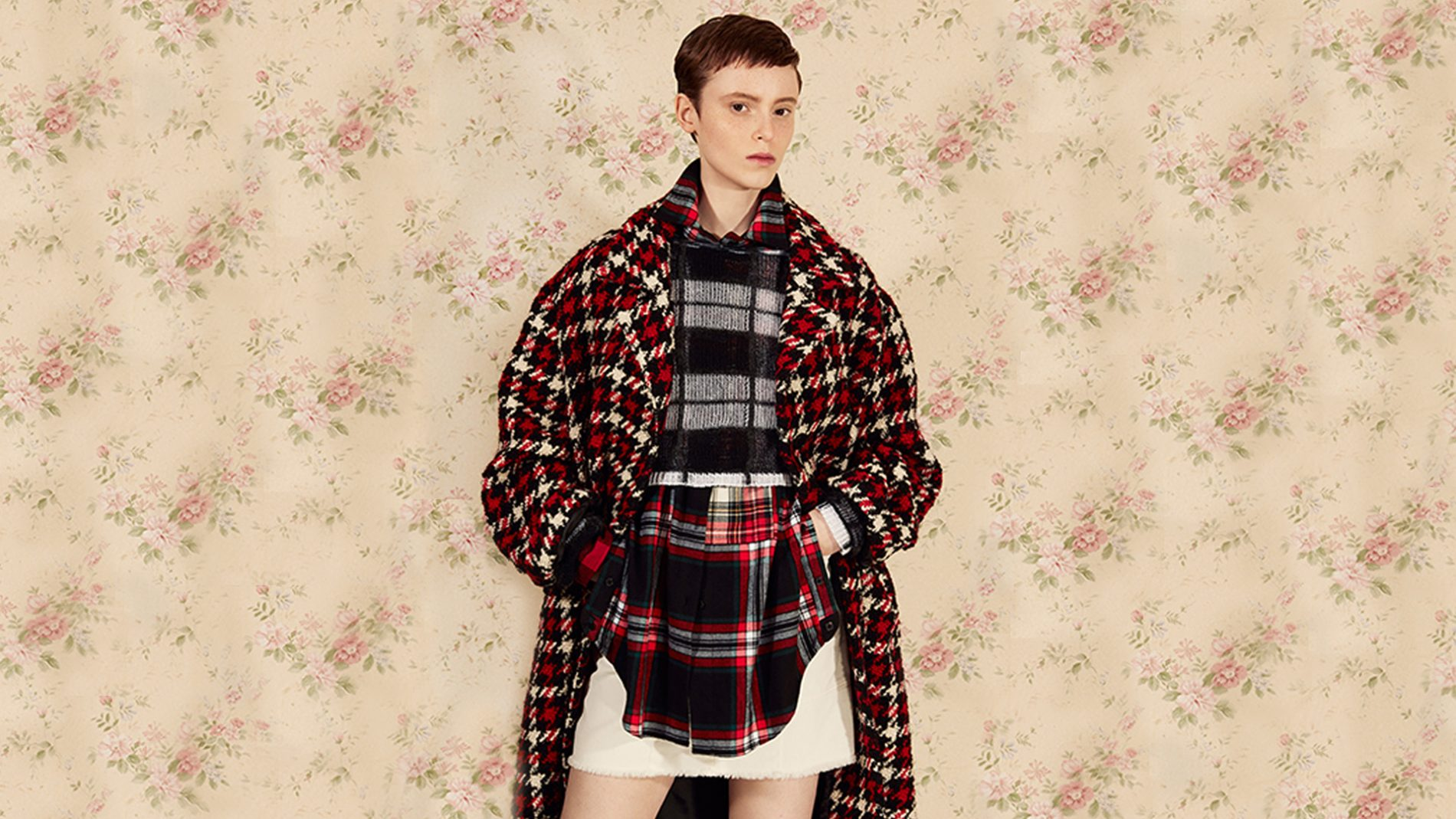 El Corte Inglés Ready-To-Wear Plaid McQ Alexander Mcqueen